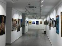 KTÖS III. Karma resim sergisi ziyarete açıldı