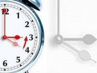 Kış Saati Uygulaması Pazar Günü Başlayacak