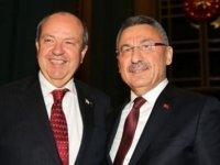 TC Cumhurbaşkanı Yardımcısı Oktay, Tatar'ın Yemin Yöreni İçin Yarın KKTC'ye Geliyor