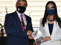 DAÜ ATAUM Başkanı Yrd. Doç. Dr. Göktürk, yeni kitabının gelirini DAÜ öğrenci burs fonuna bağışlayacak