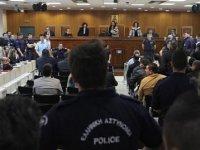 """Yunan Mahkemesinden Suç Örgütü Altın Şafak Yöneticilerine """"Tutuklama"""" Kararı"""