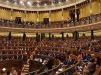 İspanyol Meclisi, Hükümeti Düşürme Önergesini Reddetti