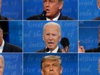 Trump ve Biden, Seçimler Öncesi Son Kez Karşı Karşıya Geldi