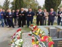 Eski milletvekili, K.T. Çiftçiler Birliği kurucularından Kemal Deniz anıldı