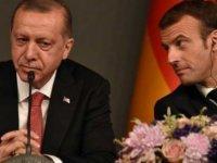 Erdoğan'dan Fransa Cumhurbaşkanı Macron'a: Zihinsel noktada bir tedaviye ihtiyacı var