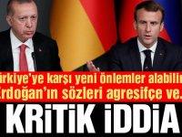 Son dakika… Türkiye-Fransa gerilimi: Erdoğan'ın sözlerine karşı yeni önlemler gelebilir