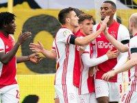 Ajax gol oldu yağdı: Venlo'lu futbolcular maçı bıraktı 13-0 (VİDEO HABER)
