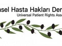 """Evrensel Hasta Hakları Derneği: """"Hasta hakları yasa tasarısı 18 yıldır bekliyor"""""""