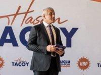 Taçoy, UBP Genel Başkanlığı için yol haritasını açıkladı