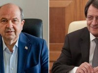 """Anastasiadis'in ve Tatar'ın """"gayri resmi"""" yüz yüze görüşmesi Çarşamba günü"""