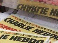 Türkiye'de Charlie Hebdo'ya Sert Tepki