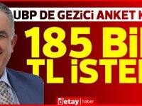 Bakan Çavuşoğlu: Gezici benden 185 bin TL talep etti