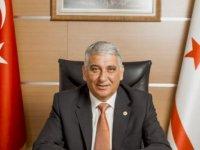 KTBB Başkanı ve Güzelyurt Belediye Başkanı Mahmut Özçınar, 29 Ekim mesajı yayınladı