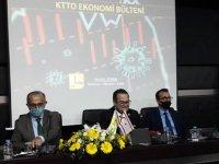 KTTO'nun 2020 III. Çeyrek ekonomi bülteni açıklandı. Deniz: Küresel büyümeye ilişkin tahminler çarpıcı şekilde kötüleşti
