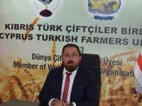 Kıbrıs Türk Çiftçiler Birliği'nden 29 ekim mesajı