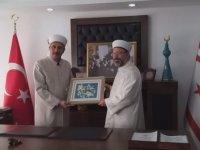 T.C Diyanet İşleri Başkanı Erbaş, Din İşleri Başkanlığını Ziyaret Etti