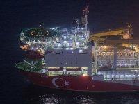 Fatih gemisi ikinci sondaj noktası Türkali-1'e gitmeye hazırlanıyor
