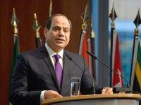 Sisi: İfade özgürlüğü 1,5 milyar Müslümanı inciten noktada sona erer