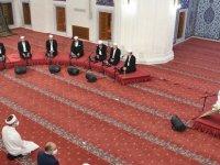 KKTC Din İşleri:Mevlit Kandili Dualarla İdrak Edildi