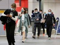 Araştırma: İngiltere'de Günlük 96 Bin Kişinin Kovid-19'a Yakalandığı Tahmin Ediliyor