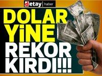 Dolar 8 TL'yi Geçti