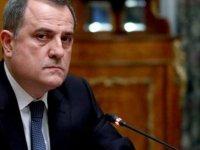 Azerbaycan Dışişleri Bakanı Bayramov'dan İzmirlilere destek mesajı