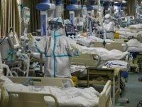 Türkiye'de Koronavirüs nedeniyle 78 kişi daha hayatını kaybetti, 2322 yeni 'hasta' tespit edildi