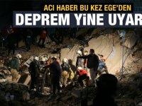 İzmir depreminde ölü sayısı 20'ye yükseldi