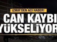 İzmir Depreminde Can Kaybı 114'ye Yükseldi