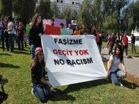 """""""Aret Vartanyan"""" Eylemcilerini protesto ettiler…"""