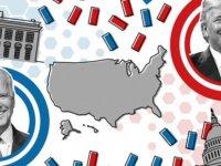 ABD, Yakın Tarihinin En Kritik Seçimi İçin Bugün Sandık Başına Gidiyor