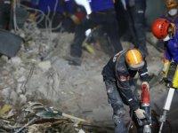 İzmir'deki Arama Kurtarma Ekipleri Çalışmalarını Tamamlandı