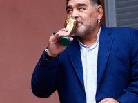 Maradona Ameliyat Edildi
