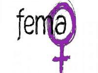 FEMA: Barış, sadece erkeklere bırakılamayacak kadar değerlidir!