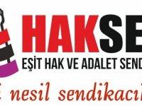 HAKSEN'den Basın Emekçilerinin Eylemine Destek