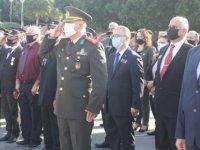 Atatürk Gazimağusa'da Da Törenle Anıldı