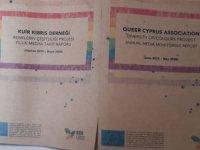 Kuir Kıbrıs Derneği, Yıllık Medya Takip Raporu Yayımladı