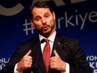 Berat Albayrak, Türkiye Varlık Fonu'ndaki görevinden istifa etti