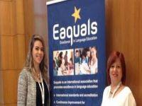 GAÜ heyeti İspanya'da konferansa katıldı