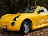 Tamamen Çöplerden Yapılan Elektrikli Araba: Luca