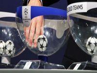Şampiyonlar Ligi'nde kuralar çekildi! İşte dev eşleşmeler