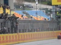Formula 1 tarihi İstanbul'da değişti; Lewis Hamilton 7. kez dünya şampiyonu!