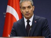"""Aksoy: """"AB, Kıbrıs Türk Halkının Çözüm İradesini Reddetme Cüretini Göstermekte"""""""