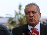 """Arter: """"Sözde 'Maraş Belediye Başkanı' Gazimağusa Belediyesini ziyaret etmedi"""""""