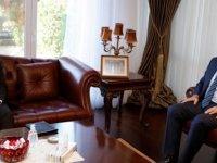 Tatar, Alman Büyükelçi Kremp'i Kabul Etti