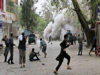 Afganistan'da taliban sivillere saldırdı