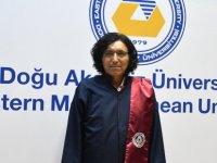 DAÜ ekonomi bölüm başkanı Prof. Dr. Mehmet Balcılar dünyanın en iyileri arasında