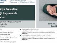 DAÜ Sağlık Bilimleri Fakültesi 17 Kasım Dünya Prematüre Günü Etkinliği Düzenleyecek