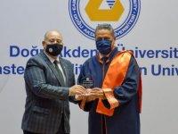 DAÜ Yayın Başarı, Araştırmacı Teşvik Ve Doktora Tez Danışmanları Ödül Töreni Gerçekleştirdi