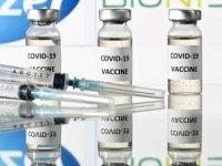 Pfizer 2020 aşı üretim hedefini yarıya düşürdü